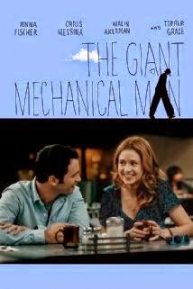 مشاهدة فيلم الكوميديا والدراما The Giant Mechanical Man مترجم أون لاين