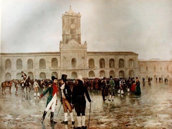 Buenos ayres llovi el 25 de mayo de 1810 en la ciudad for Ventanas hacia el vecino argentina