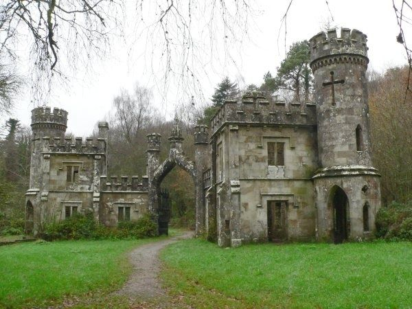 ghost hunting theories amazing abandoned finds On abandoned castles for sale in usa