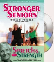 Stronger Seniors Workout Program Cover