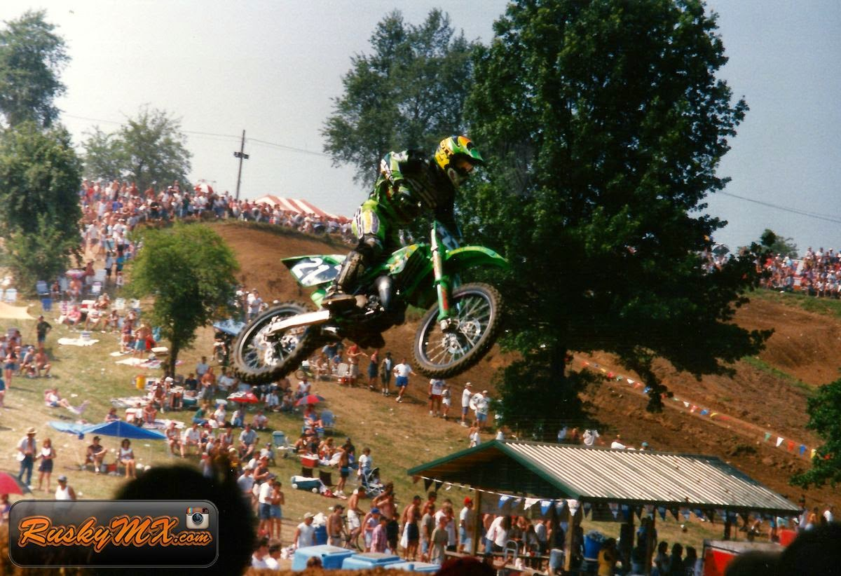 Chad Peterson - Red Bud 1996