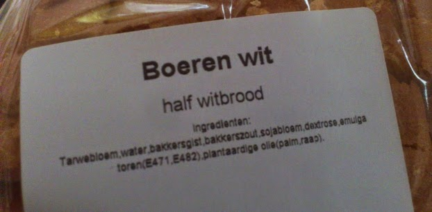 Half-wit bread
