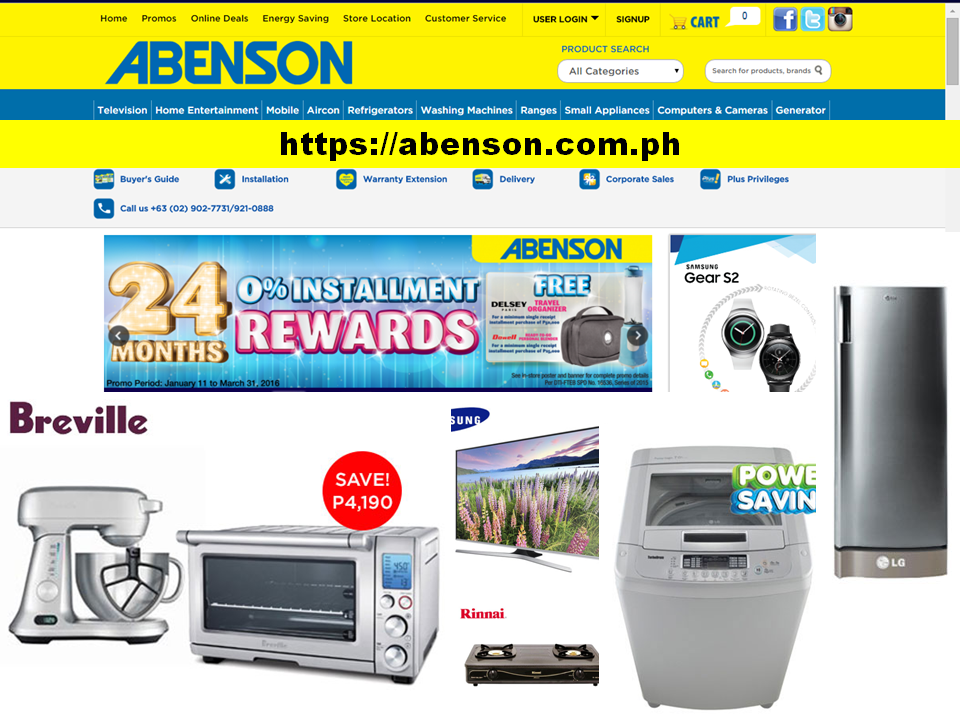 Abenson Home Furniture 28 Images Abenson The No 1 Appliance Store In Philippines Polyvore
