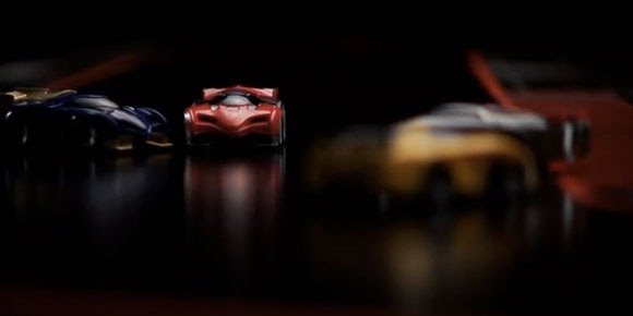 Let's Play With Smarter Toys - Anki Drive