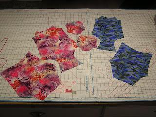 Maplelea bathing suit pattern cut out