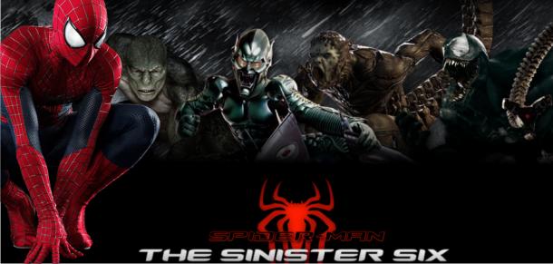 Sony Pictures define data de estreia de O Sexteto Sinistro, Uncharted & adia O Espetacular Homem-Aranha 3