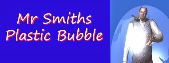 Mr Smiths Plastic Bubble