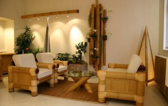 Interior Ruang Tamu Sederhana