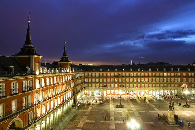 Top Tourist Attractions In Madrid