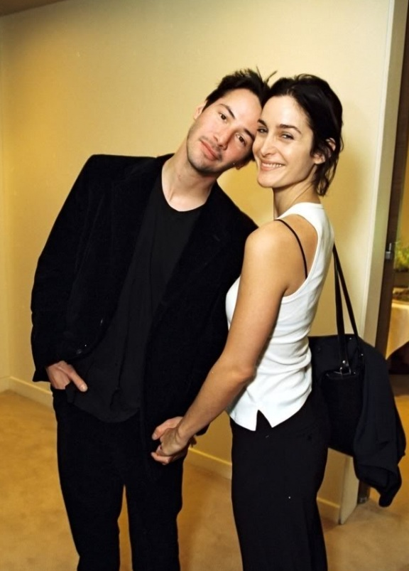 The gallery for --> Keanu Reeves And Ava Archer Syme Reeves