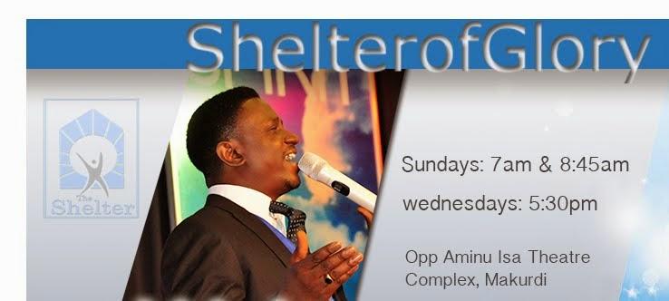 SHELTER OF GLORY