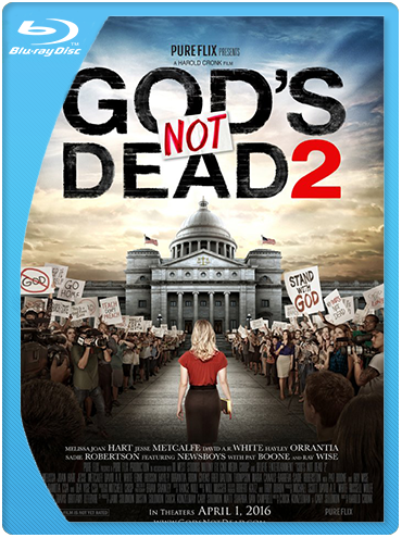 Dios No Esta Muerto 2 (2016) BrRip 720p Latino