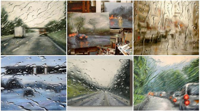 Lukisan Hujan