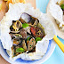 Clams With Roasted Tomatoes
