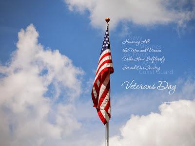 Día de los Veteranos - Veterans Day - 11 de Noviembre