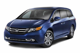 2014 Honda Odyssey Release Date & Redesign