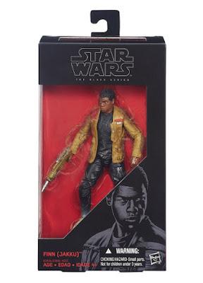 TOYS : JUGUETES - STAR WARS 7 : The Black Series - Finn : Jakku | Figura - Muñeco | El Despertar de la Fuerza - The Force Awakens | Hasbro - Disney 2015 | Comprar & buy