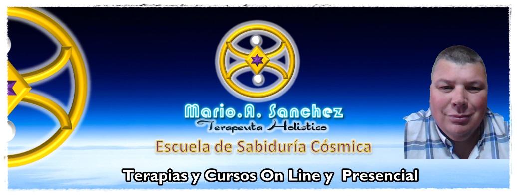 Mario Alberto Sanchez Terapias y Cursos on line