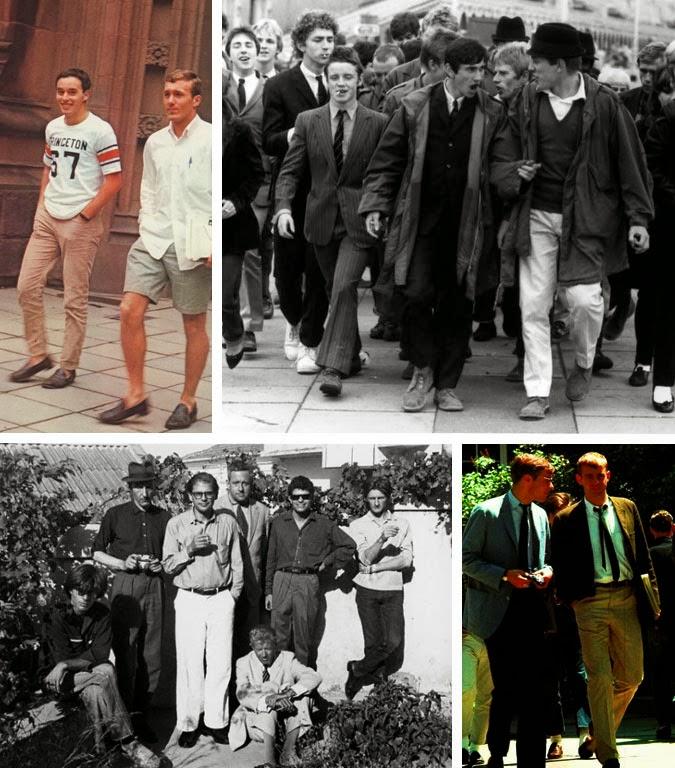 sejarah celana chino