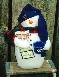 imagen de muñeco de navidad