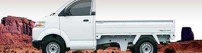 klik gambar untuk informasi harga, brochure , warna, spesifikasi apv pick up mega carry
