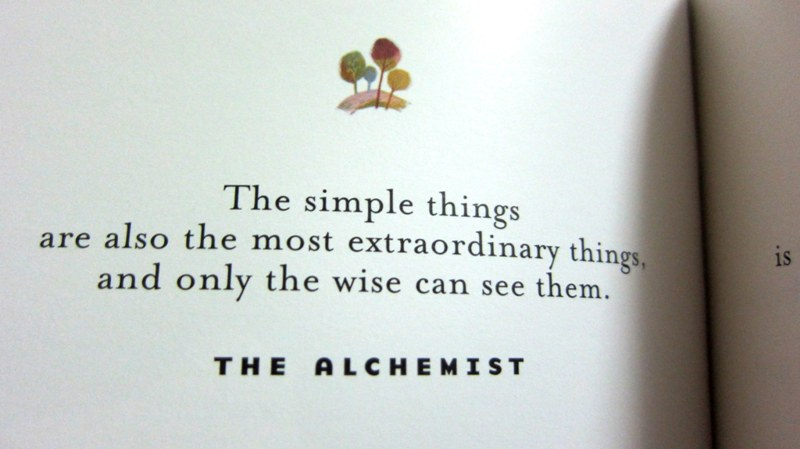 the alchemist quotes The alchemist questions and answers - discover the enotescom community of teachers, mentors and students just like you that can answer any question you might have on the alchemist.