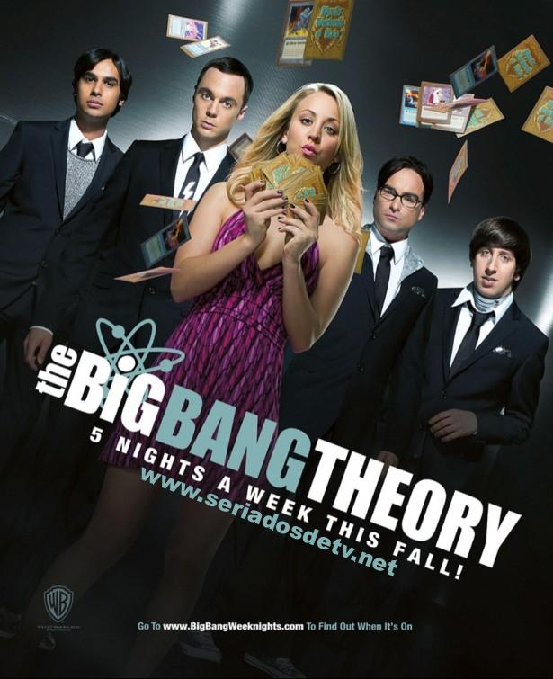 The Big Bang Theory Legendado – Completo (Assistir ou Baixar)