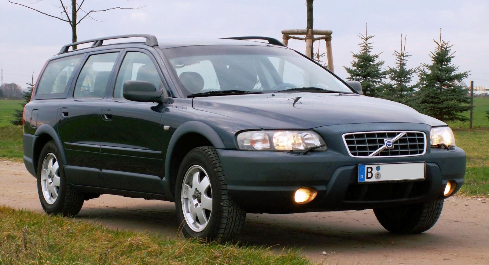 Autoinfo: Volvo V70 t5 station wagon