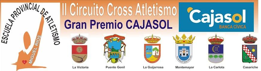 II Circuito Cross Atletismo Gran Premio CAJASOL