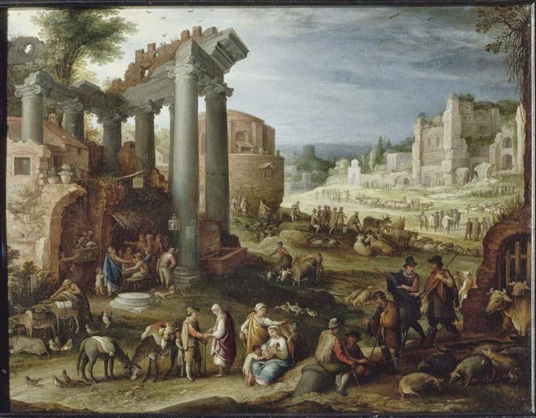 Histoire La ville de Rome