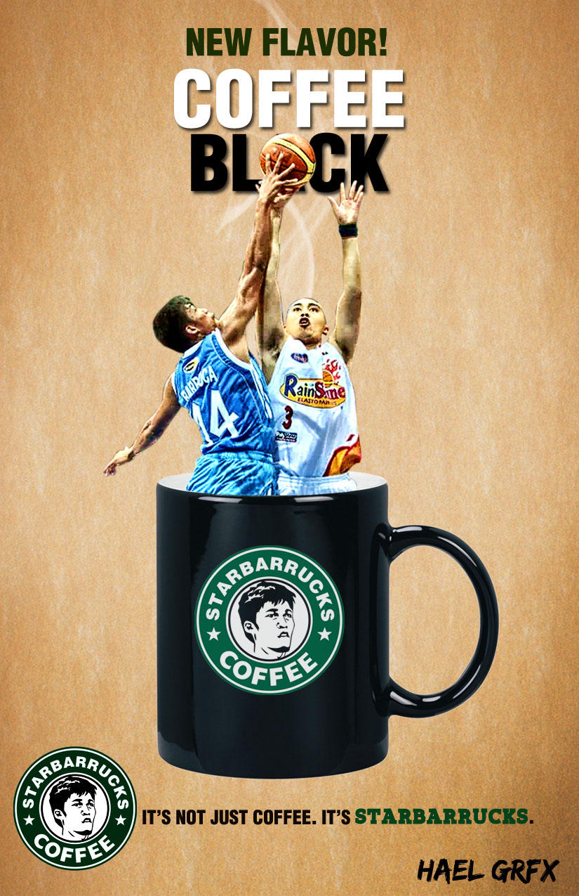 "Mark ""Coffee Prince"" Barroca launches new Coffee Flavor."