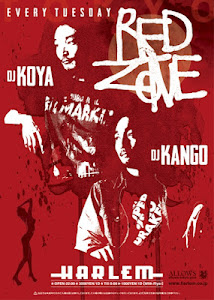 Red Zone @ Club Harlem, Shibuya