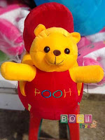 Sofa Kuda-kudaan Boneka The Pooh