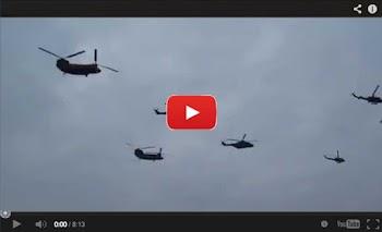 ΕΚΤΑΚΤΟ – Ελικόπτερα ΣΙΝΟΥΚ και οπλισμένα F -16 πάνω από το Ηράκλειο! Τι συμβαίνει;