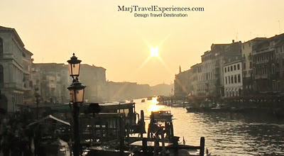 Holiday in Venice Italy