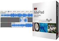 MixPad Multitrack audio recording and mixing software now available for Mac