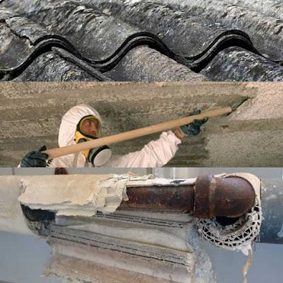 asbestos removal tools