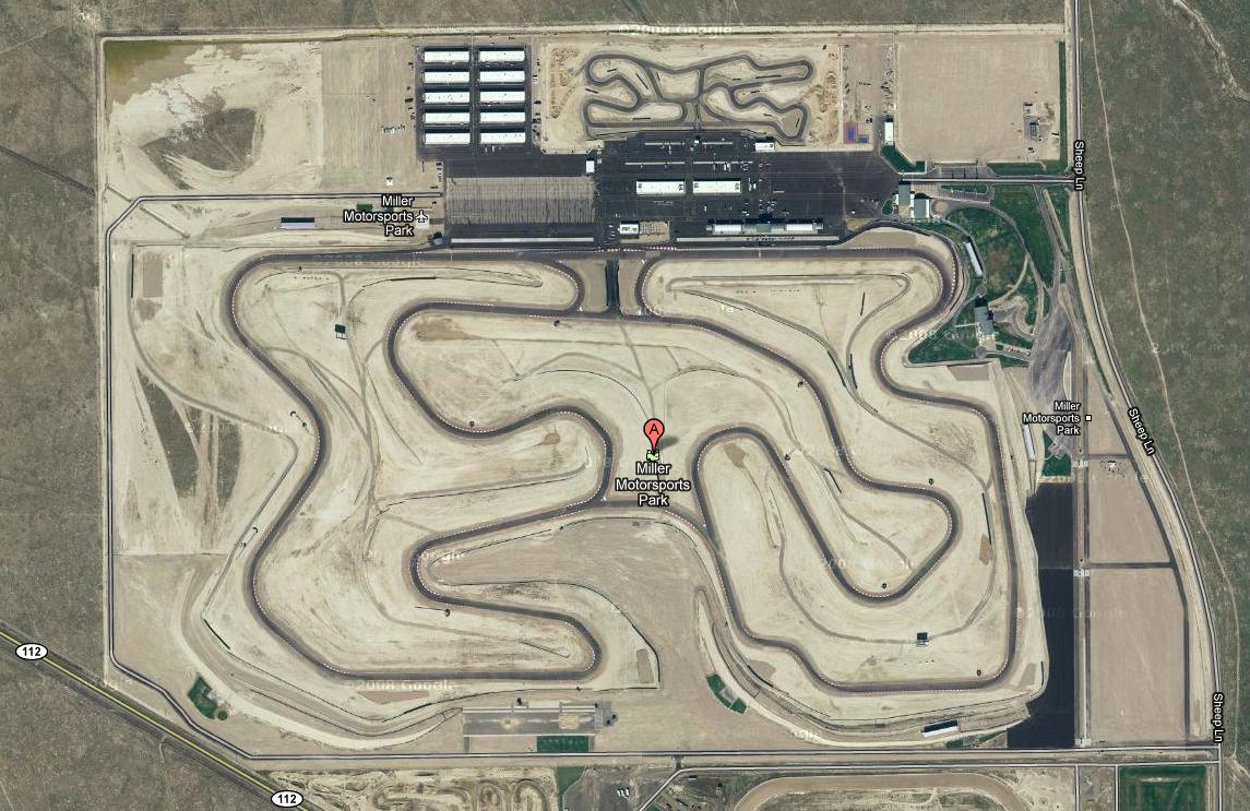 Work News And Tech Blog Nascar Doc At Miller Motorsports Park