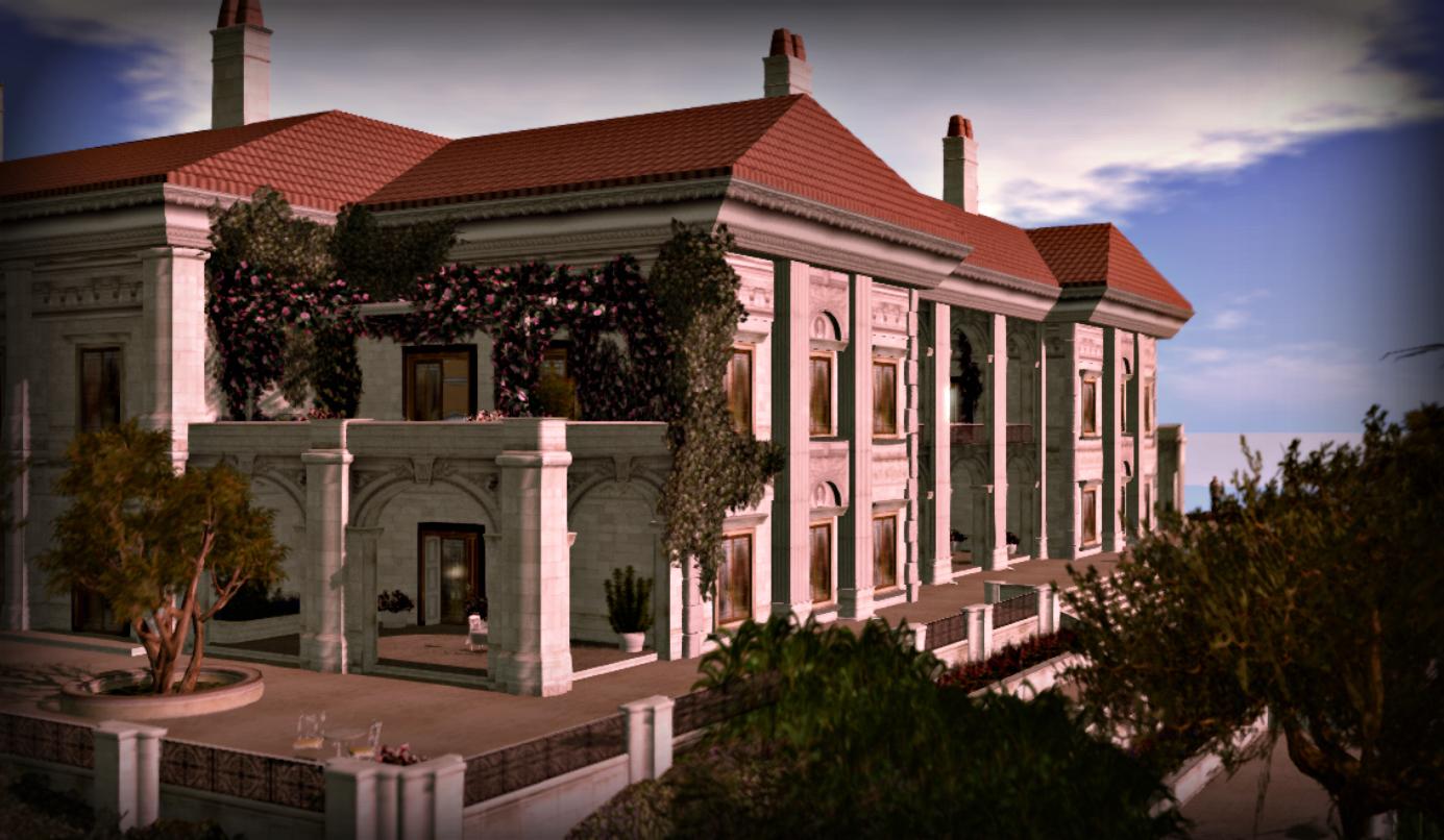 Sim Hop Lefevre Mansion