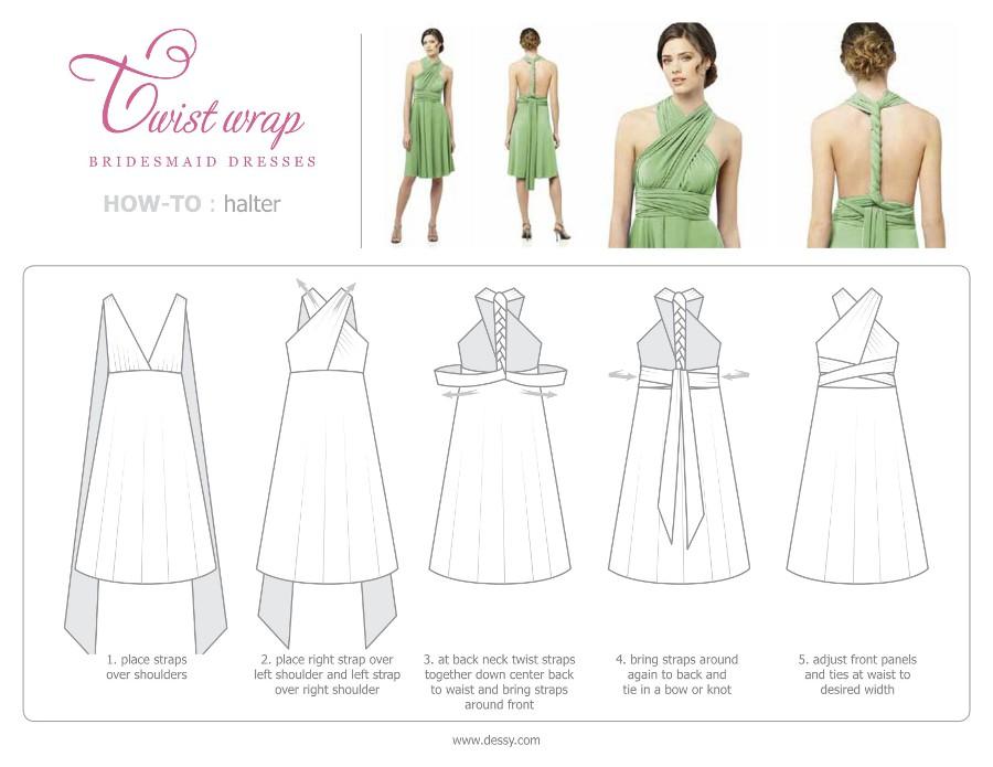 Как сшить платье инфинити своими руками