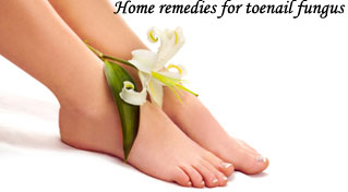 Home remedy toenail fungus