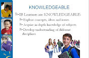 MYP Learner Profile of the Month