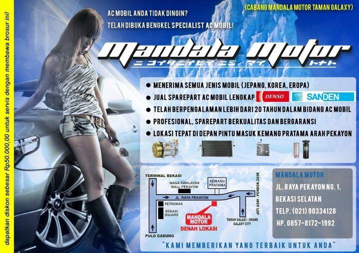 Bengkel Ac Mobil Bekasi Brosur