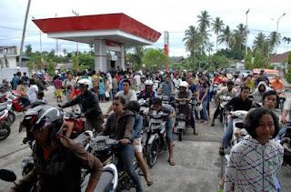Beli BBM Subsidi di Tarakan Segera Dibatasi - Ardiz Borneo