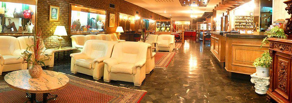 Hotel no Centro de Montevideo