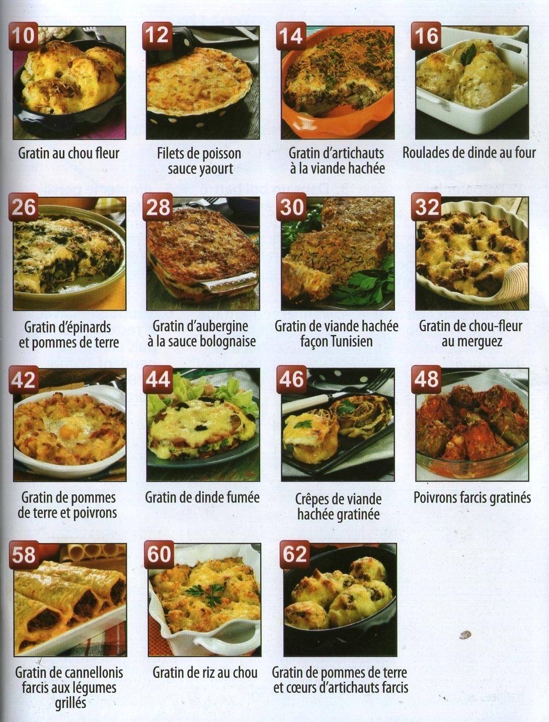 la cuisine alg 233 rienne gratins samira 2 fr