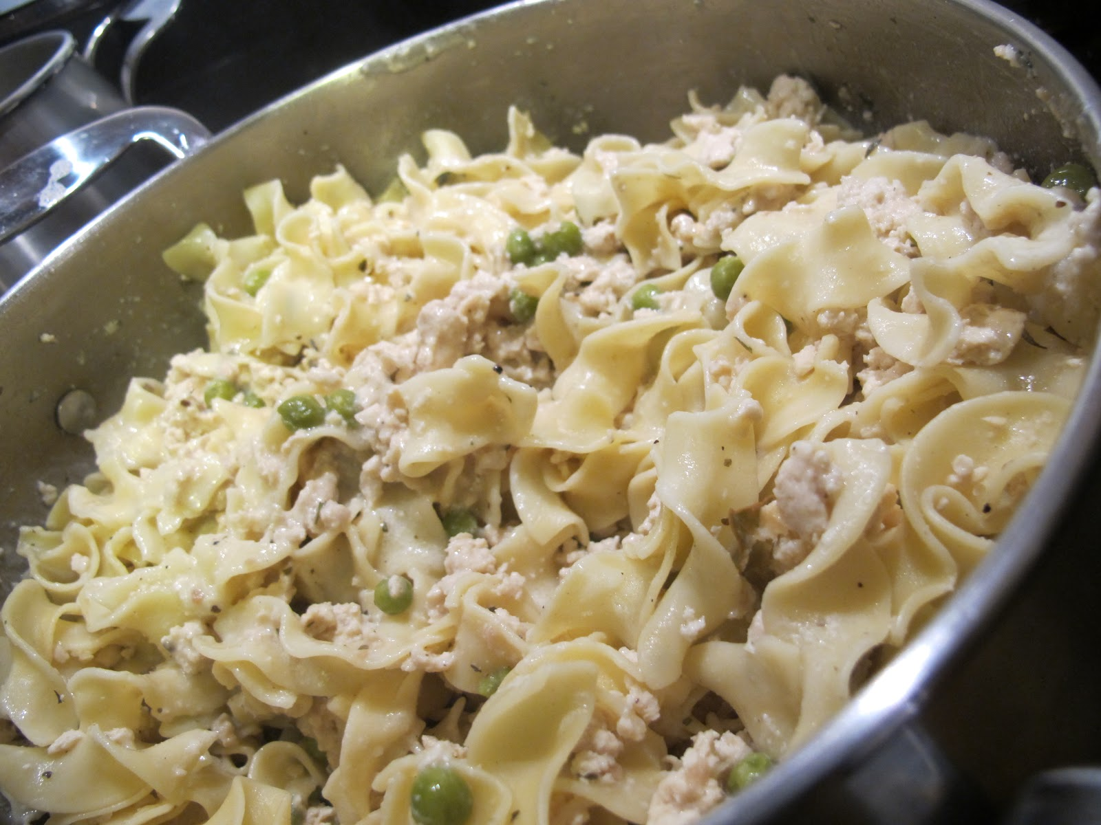 Lime & Wine: Leftovers: Turkey Tetrazzini