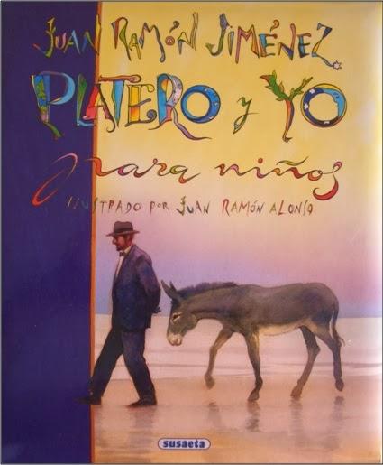 """Acceso a libro """"Platero y Yo"""""""