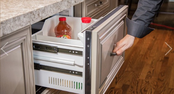 Honey we 39 re home where did you get your cabinets - Space saving movable kitchen island get efficient kitchen traffic ...