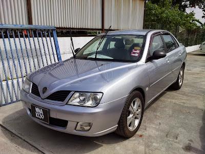 Proton Waja 2009 untuk dijual